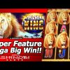 Sunset King Slot – Super Feature Mega Big Win, Live Play and 2 Free Spins Bonuses