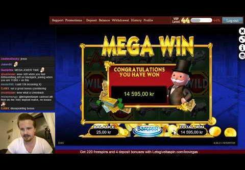Biggest Slot wins on Stream – Week 41 / 2016