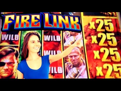 SAVED BY MIN BET! SUPER BIG WIN! Fire link slot Buffalo Gold slot BONUS WINS!