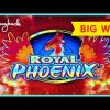 AWESOME NEW GAME! Royal Phoenix Slot – HUGE WIN SESSION!