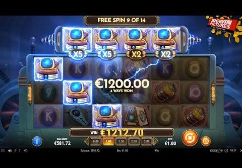 Coils Of Cash Slot – INSANE WIN!
