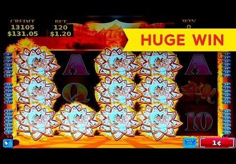 Untamed Riches Slot – HUGE WIN – SUPER FREE GAMES!