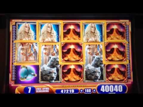MEGA BIG WIN (#2) –  NORDIC SPIRIT slot machine Bonus WIN