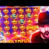 ROSHTEIN Big Win 100.000€ on Gates of Olympus Slot – TOP 5 Mega wins of the week