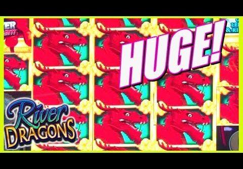 HUGE WIN! This Game Has MASSIVE Potential!   Slot Traveler