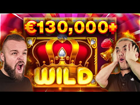 €130,000+ ON NEW JUICY FRUITS SLOT! 🤩 Biggest Wins of the Week 12