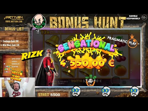 Super Good Bonus Collection!! Big Wins!! 9 Slot Bonuses!!