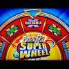 Quick Hit Super Wheel Slot – NICE SESSION, ALL BONUS FEATURES!