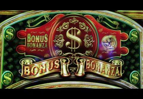 BIG WIN on BONUS BONANZA SLOT MACHINE!  X-MAS 2! – PECHANGA CASINO
