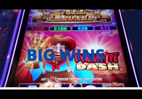 🎰 ALL ABOARD SLOTS, BIG WINS. I KEEP MOVING OVER. I PUT $20 IN. ENJOY WATCHING 🎰