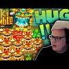 Tiki Tumble Slot GOES OFF! MEGA WIN!
