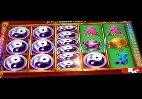 MY BIGGEST WIN on YouTube – CHINA SHORES Slot Machine 960 Spins