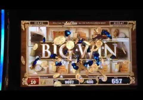 **LIVE PLAY/BIG WIN!!!** Titanic Slot Machine