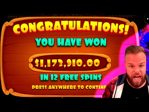 INSANE EPIC BIG WIN on The Dog House Slot – Records Wins Of The Week