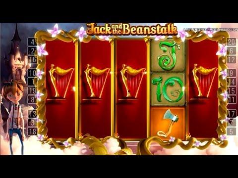 Jack and the Beanstalk online slot – Mega Big Win!