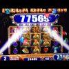 The KING and The SWORD slot machine MEGA BIG WIN!