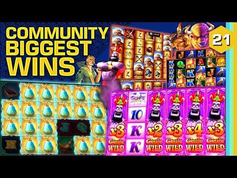 Community Biggest Wins #21 / 2021