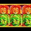 💰MEGA BIG WIN!!!💰 KING OF AFRICA WMS SLOT MACHINE BONUSES!