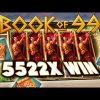 BOOK OF 99 📕 📕 📕 5,522x MEGA WIN!