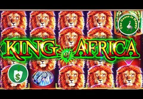 😄 King of Africa slot machine, big win bonus