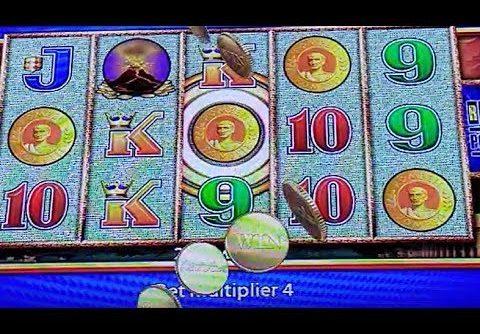 $$$ Super Games Huge Win $$$  Pompeii Wonder 4 Tower
