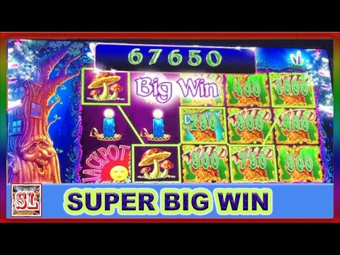 ** SUPER BIG WIN ** RETURN TO CRYSTAL FOREST  ** NEW GAME ** SLOT LOVER **