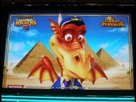 The Great Pyramids Slot Bonus Max Bet Huge Win!
