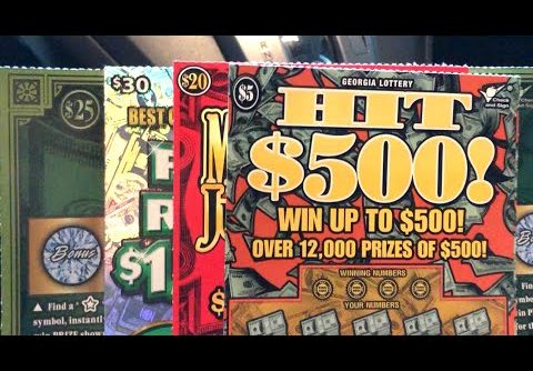 2 session SLOT 🎰 n Scratch off Tickets ! BIG WIN on the bonus ! Have a great day my friends !