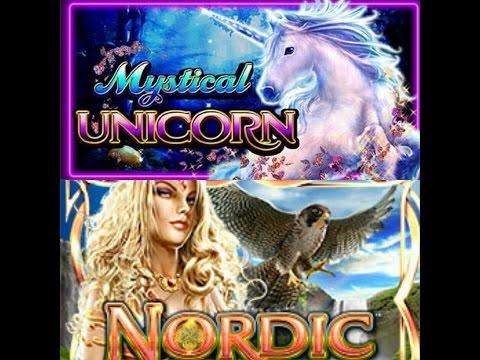 M. UNICORN Slot & NORDIC SPIRIT $MEGA WIN$