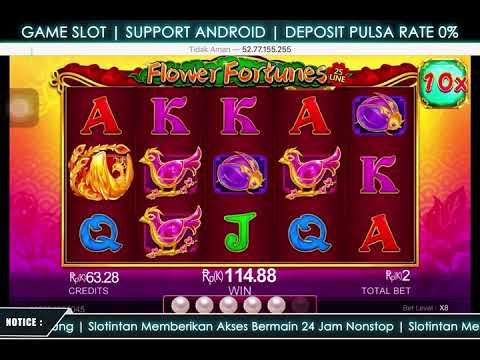 slot cq9 flower dengan game mudah jackpot di mega win auto jackpot