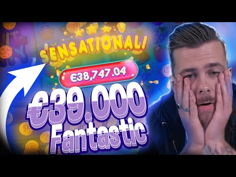 ClassyBeef Record Win 39.000€  on New Slot FRUIT PARTY – TOP 5 Biggest wins of the week