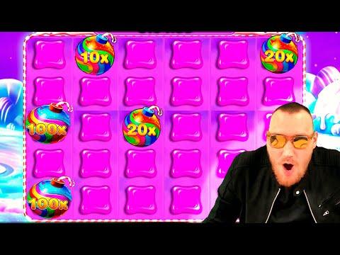 EPIC RECORD BIG WIN on Sweet Bonanza Slot – Records Wins Of The Week