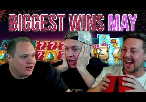 10 Biggest Slot Wins of May!