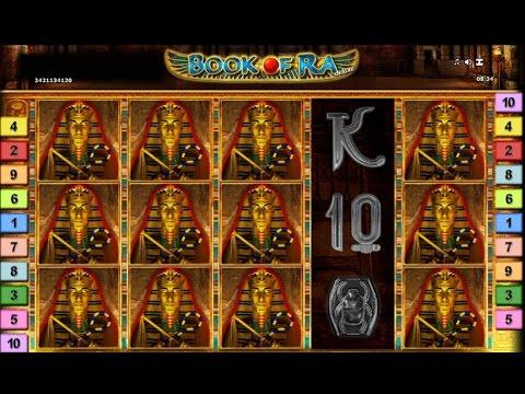 Book of Ra Slot – Big Win – Novomatic