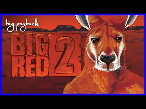 AWESOME RETRIGGER! Big Red Deluxe Slot – $10 MAX BETS!