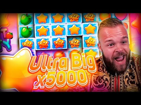 Streamer Record win 70.000€ on Fruit Party slot – Top 10 Biggest Wins of week #2