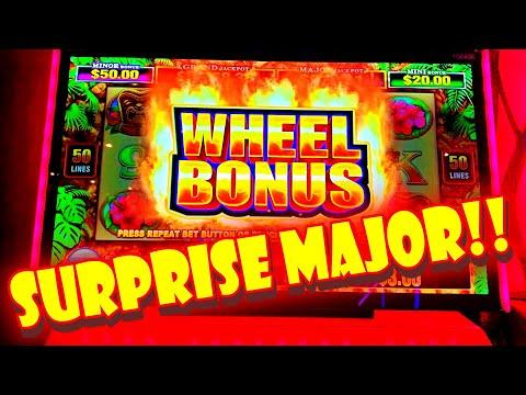 THE BEST BACKUP SPIN!!! * SURPRISE MAJOR JACKPOT!! – Las Vegas Casino Slot Machine Bonus Big Win Won