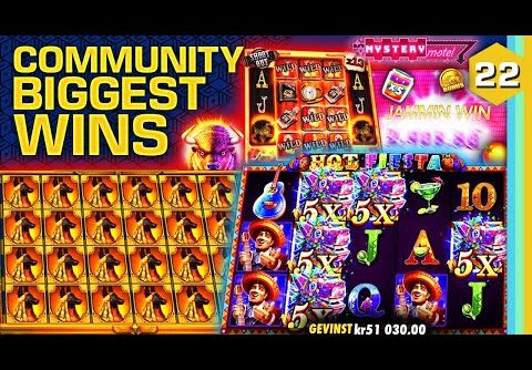Community Biggest Wins #22 / 2021