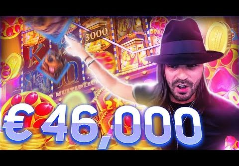 ROSHTEIN New Insane Win 46.000€ on The Dog House slot – TOP 5 Mega wins of the week