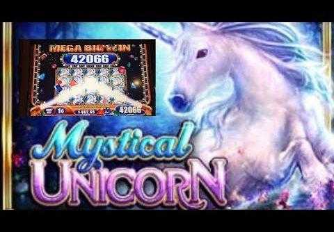 Mystical Unicorn – TWO FULL SCREENS and 7 other Super/Mega Big Wins