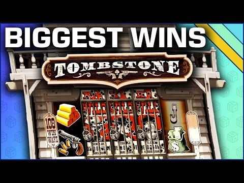 Top 10 Biggest Slot Wins on Tombstone