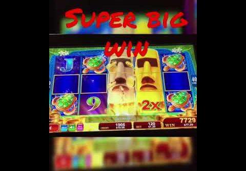 Great MOAI 🗿 SLOT SUPER BIG WIN 🏆 💰