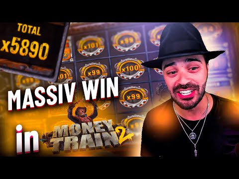 ROSHTEIN Mega Win x5890 on Money Train 2 slot – TOP 5 Biggest wins of the week