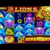 WORLD RECORD WIN on NEW 5 Lions Gold Megaways Slot?