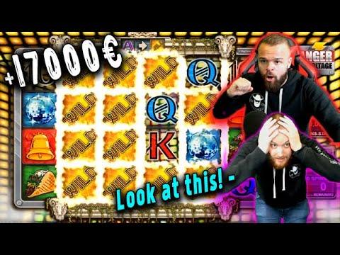 ClassyBeef – Top 5 Biggest Wins in a week! Jammin Jars slot! Online Casino! #1