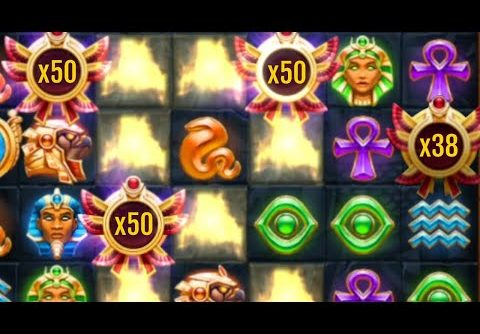 Golden Glyph 2 Big Win – Over 4000x On Quickspin's New Slot