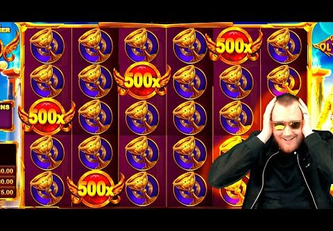 NEW MONSTER BIG WIN! Streamer Extra Win on Gates of Olympus Slot! BIGGEST WINS OF THE WEEK! #70