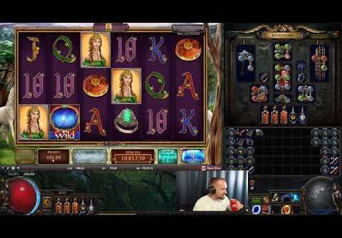 Mega Big Win From Mystic Mirror Slot!!