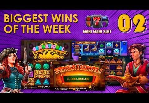 🔴 BIGGEST WINS OF THE WEEK MARI MAIN SLOT #2