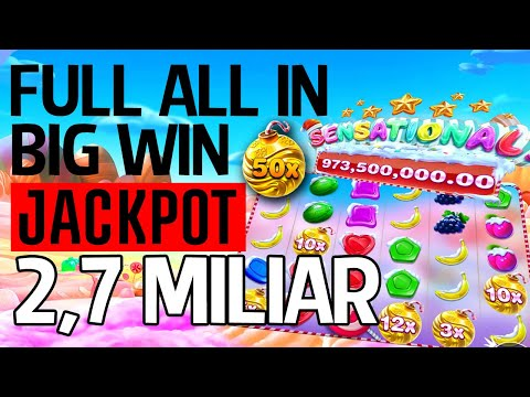 Sweet Bonanza Xmas Big Mega Win      Slot online gacor terbesar   Tembus 2,7 M